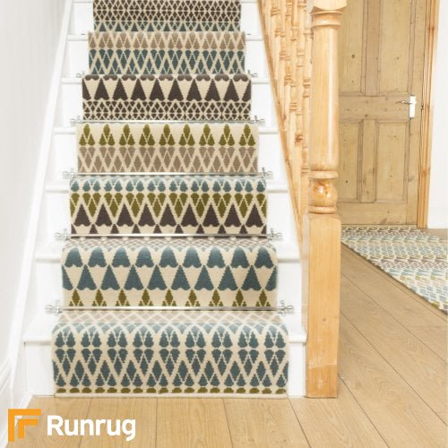 Quirky B Margo Selby Annie 7080 Stair Runners