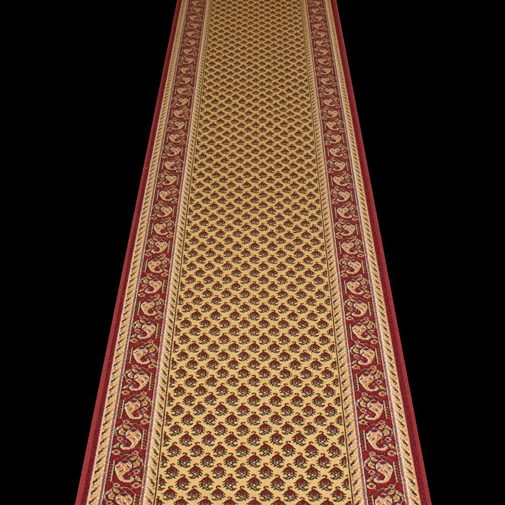 Acni Cream Anti Non Slip Hallway Carpet Runner at Carpet ...