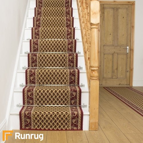 Acni Cream Stair Runner