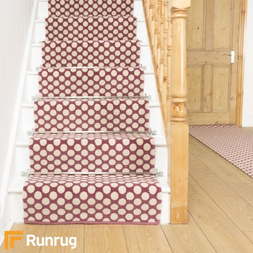 Alternative Flooring Quirky Dotty Pink 7025