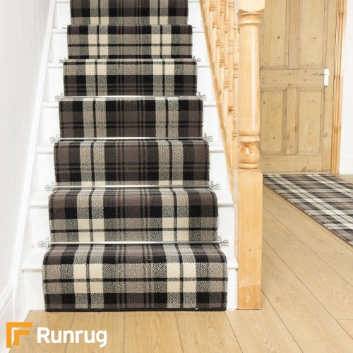 Alternative Flooring Quirky Fling Natural 7040 Stair Runner