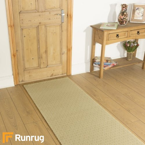 Alternative Flooring Quirky Tess Lime 7007 Hall Runner