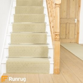 Quirky Tess Lime 7007 Stair Runner