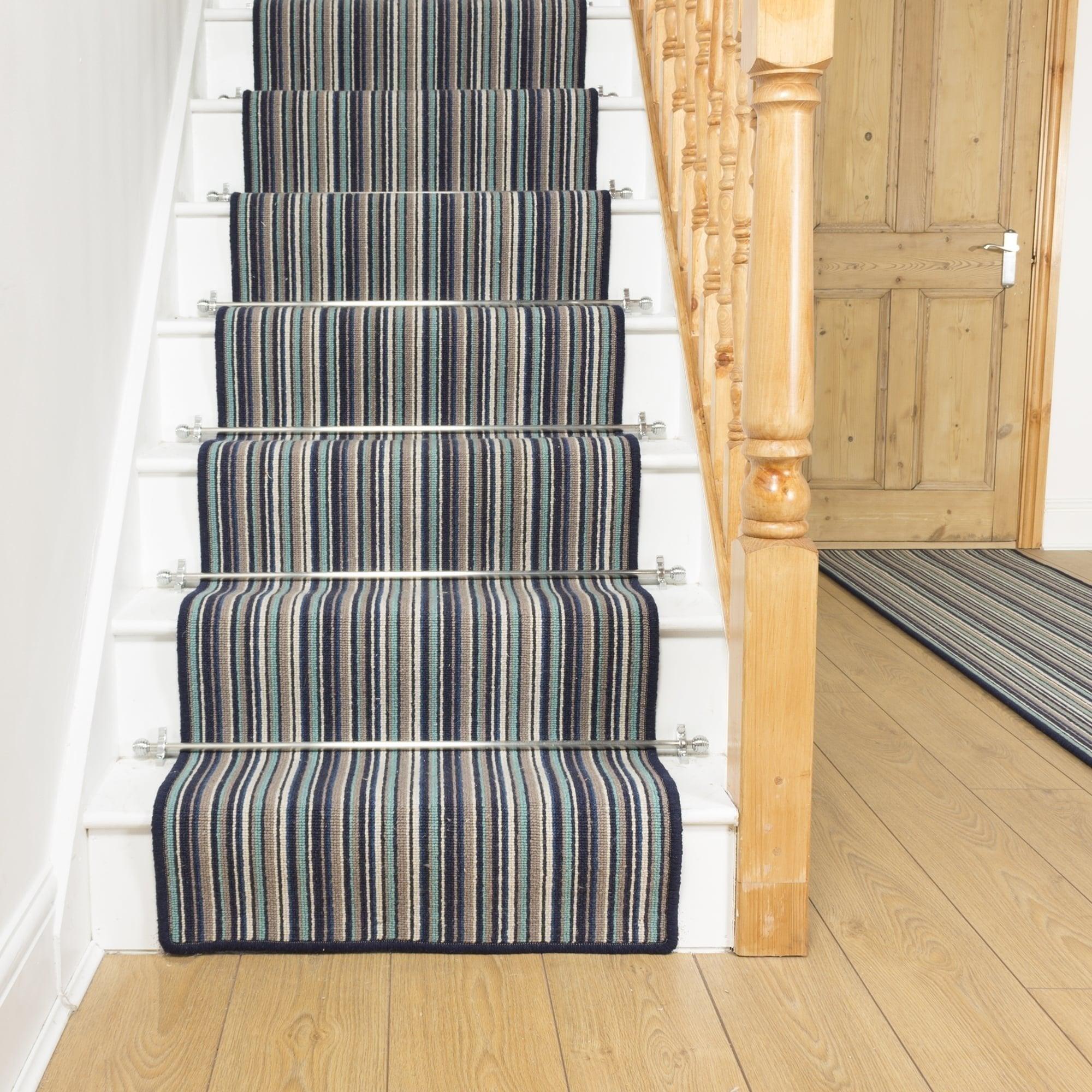 Beige Stair Runner Rug Rock N Roll