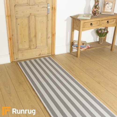 Alternative Flooring Wool Blocstripe Moon Mineral 1853
