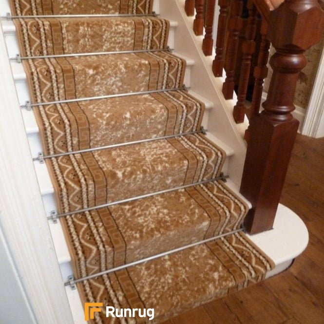 Amazon Beige Stair Runner