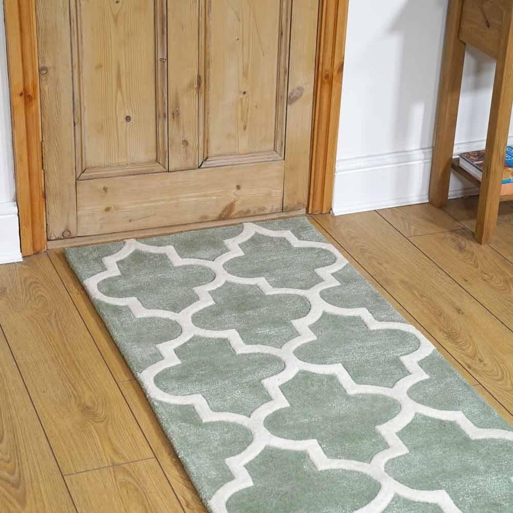 Sage Green Hallway: Hallway Carpet Runners From Carpet