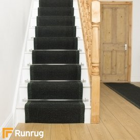 Aztec Green Stair Runner