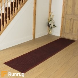 Aztec Red Hall Runner