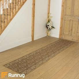Bidjar Beige Hall Runner