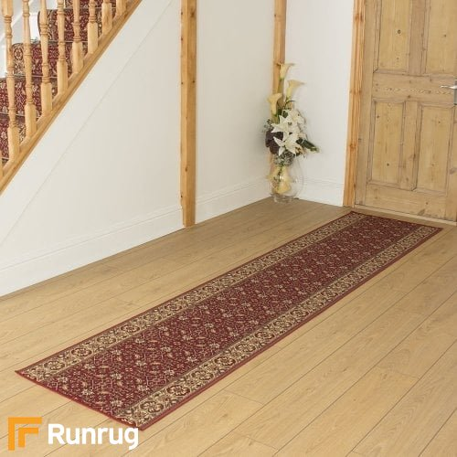 Bidjar Red Hall Runner