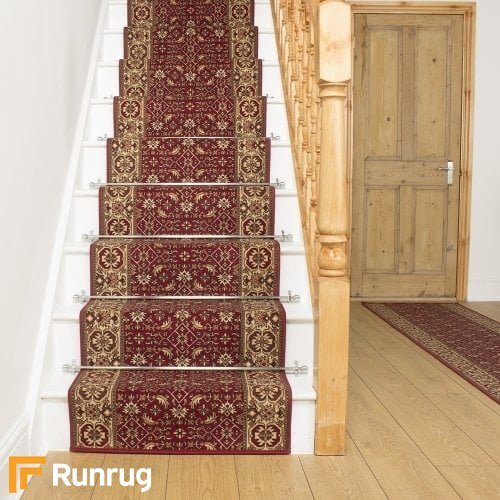 Bidjar Red Stair Runner