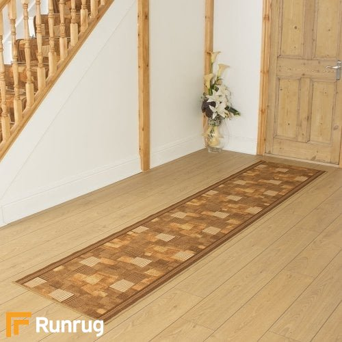 Bora Beige Hall Runner