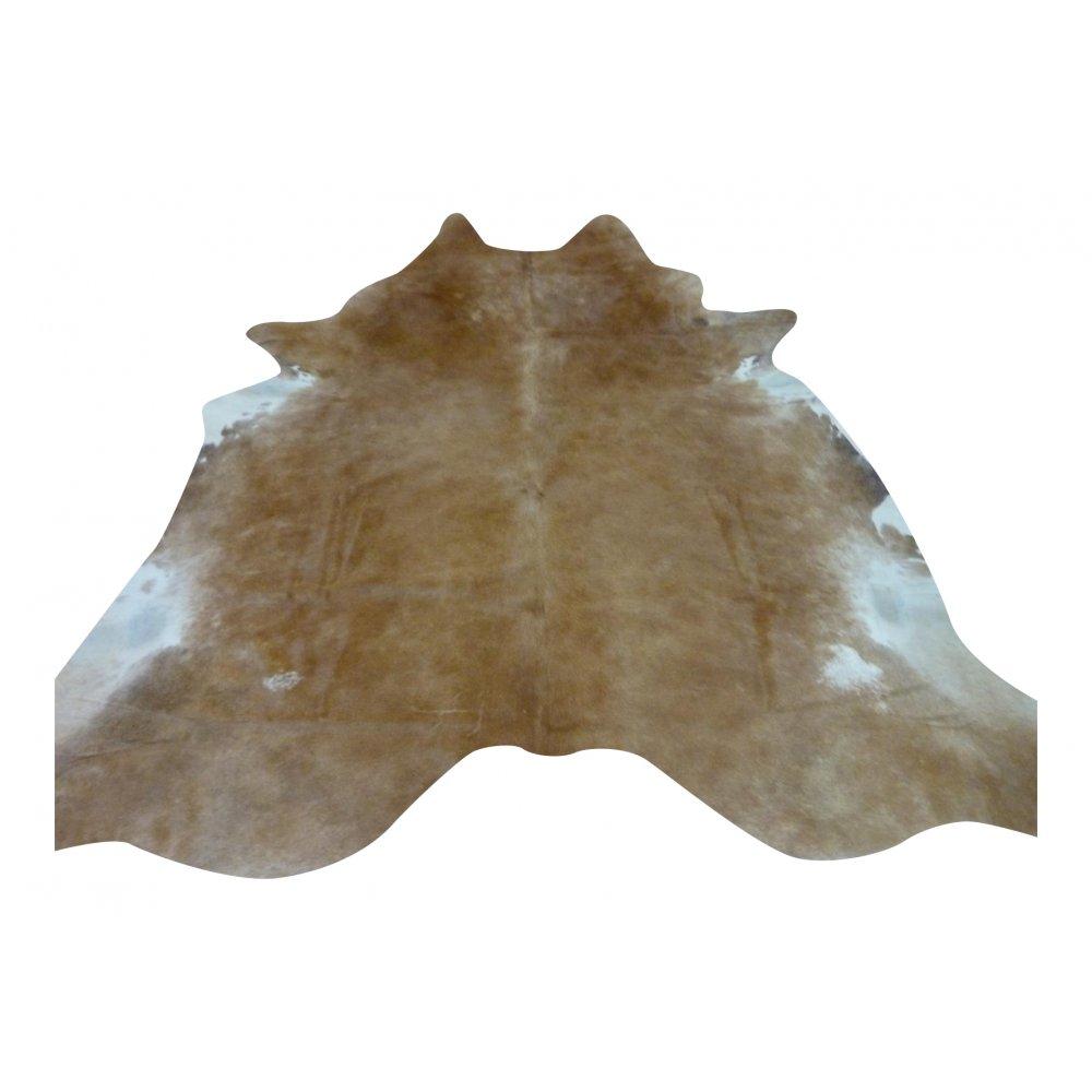 brown animal skin rug cow hide - Animal Skin Rugs
