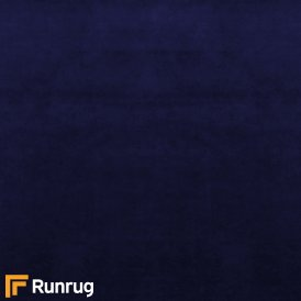 Plain - Navy Blue Matching Landing Carpet