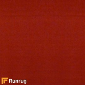 Plain - Red Matching Landing Carpet