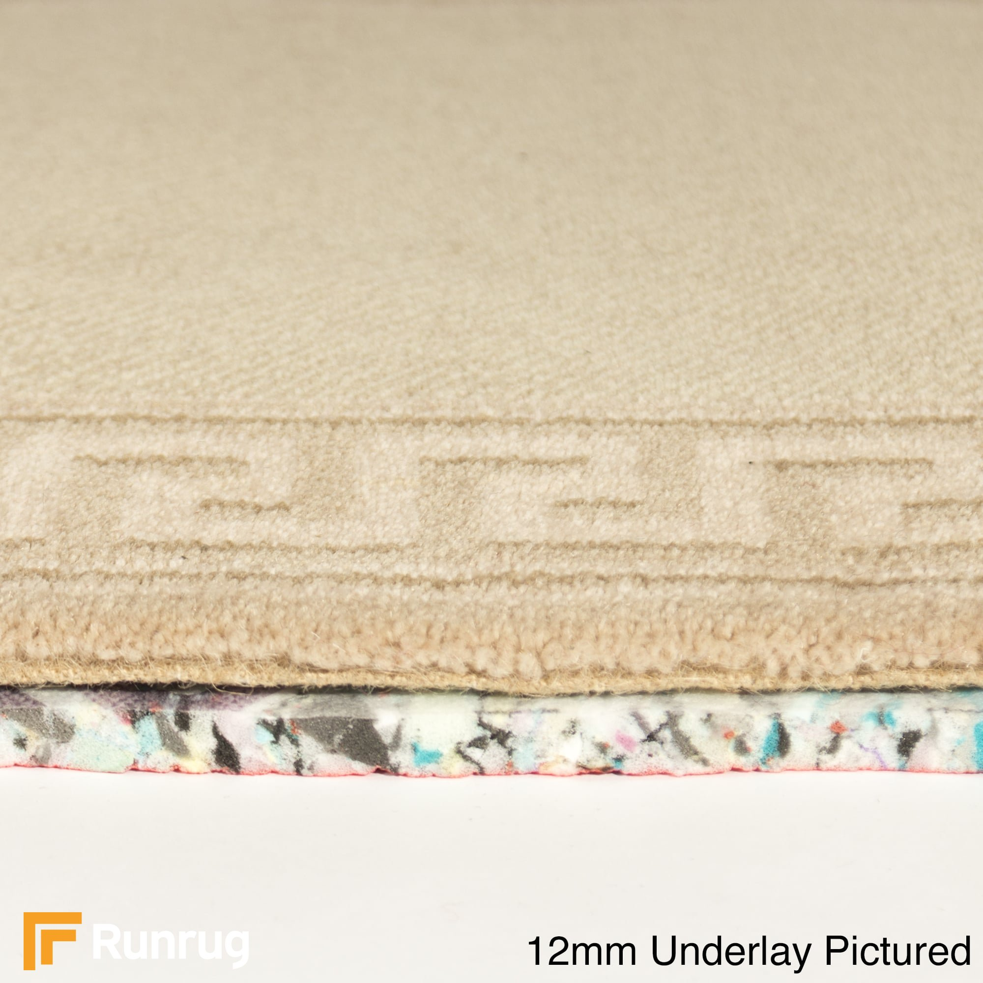 Carpet Underlay 10mm Thick Carpet Vidalondon