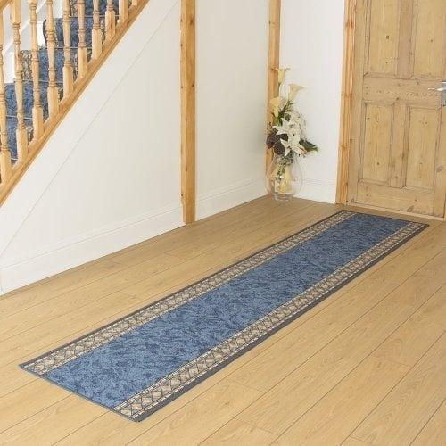 Cheops Blue Hall Runner