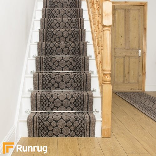 Cork Brown Stair Runner