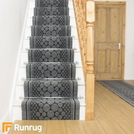 Cork Grey Stair Runner