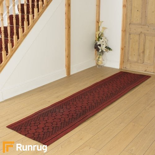 Cork Red Hall Runner