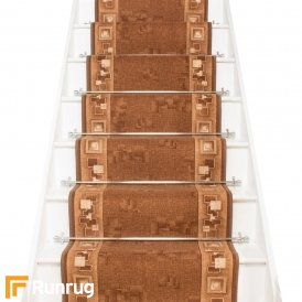 Corona Brown Stair Runner