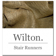 Wilton / Hessian Back