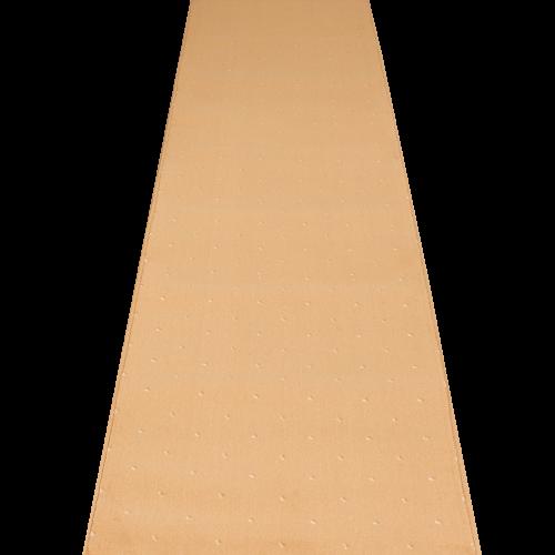 Dotty - Beige Hallway Carpet Runner