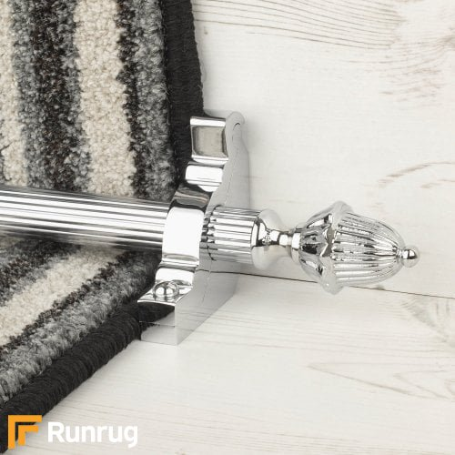Eastern Promise Chrome Dubai Reeded