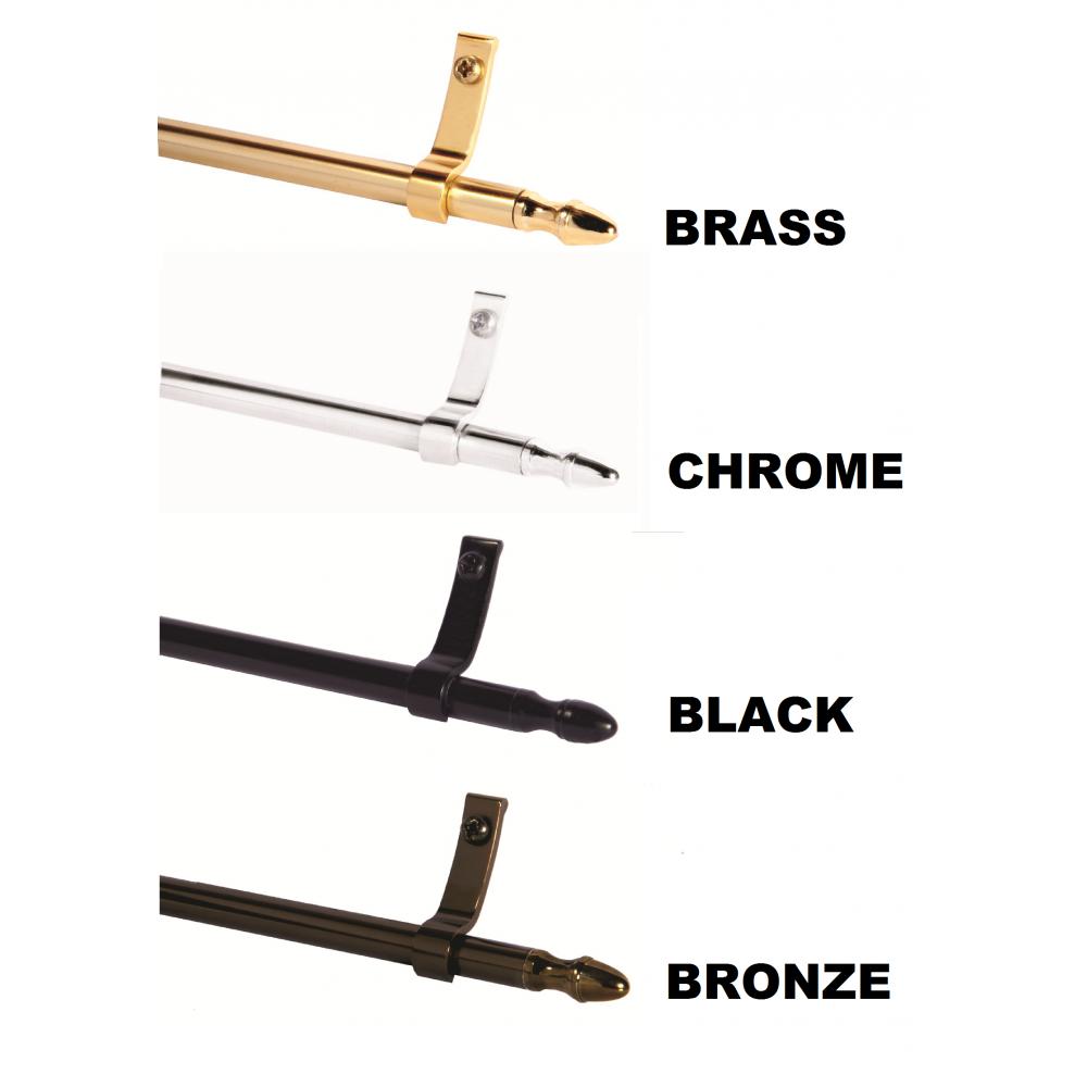Modern Stair Rods
