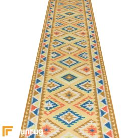 Ethnic Sand Hall Runner