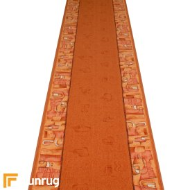 Feria Terracotta Hall Runner