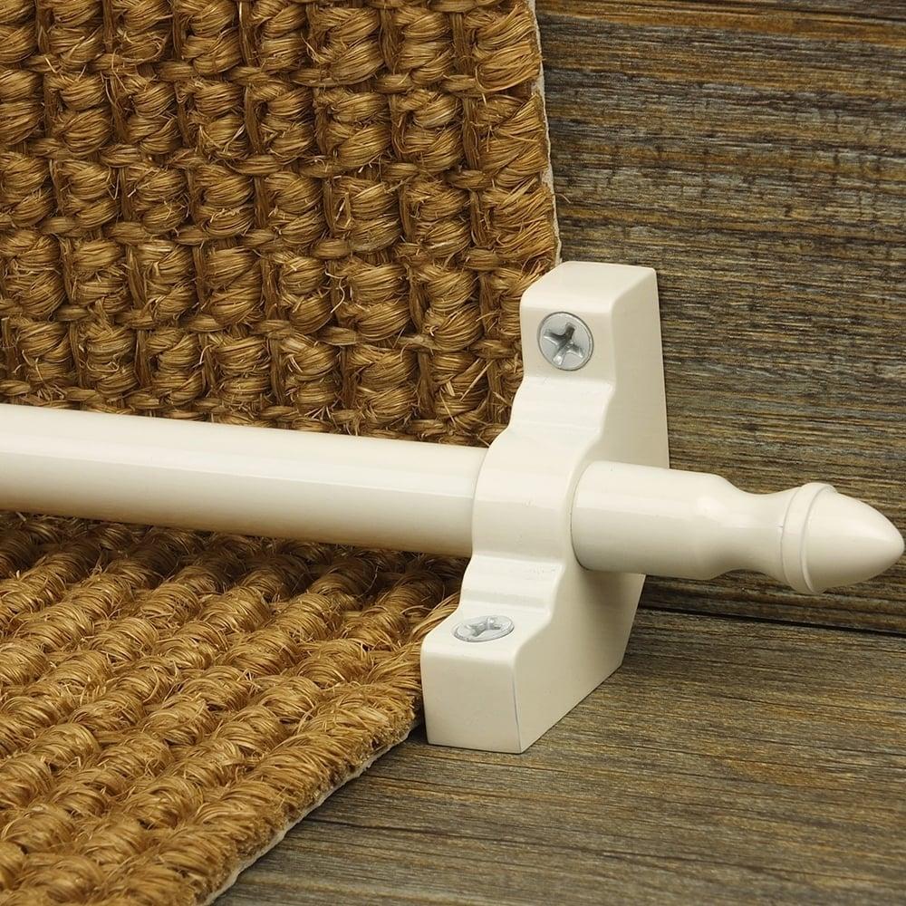 Homepride Ivory Stair Rod Bar