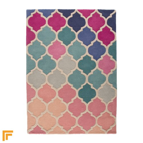 Illusion - Rosella Pink/Blue