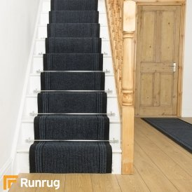 Inca Blue Stair Runner
