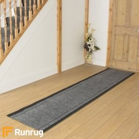 Inca Grey Hall Runner