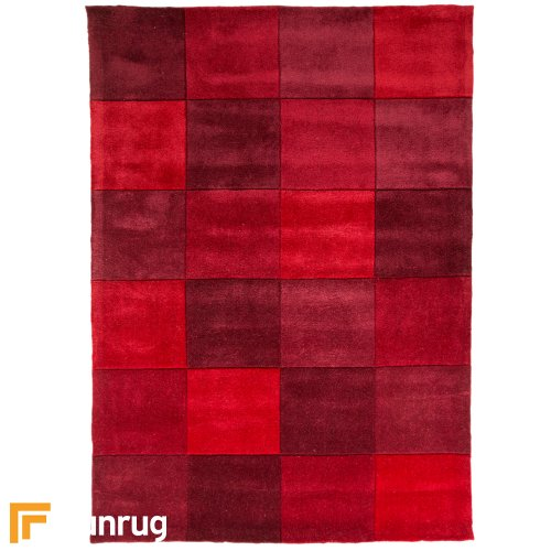 Infinite Inspire - Squared Red