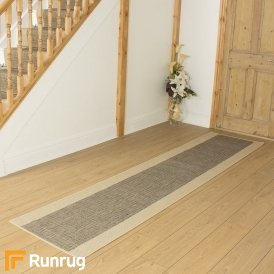 Jenga Tweed Hall Runner