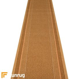 Jura Beige Hall Runner