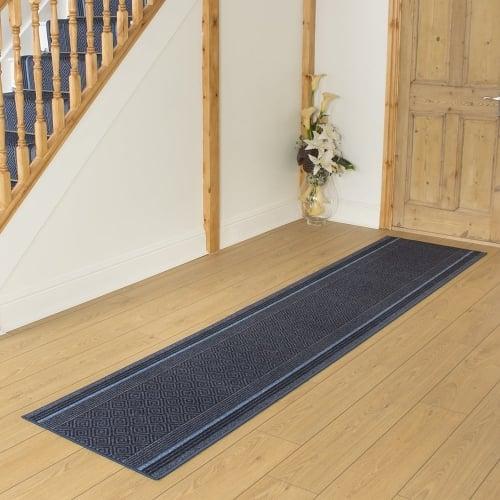 Jura Blue Hall Runner