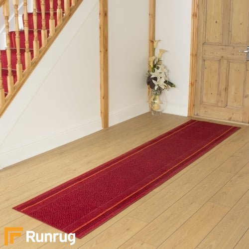 Jura Red Hall Runner