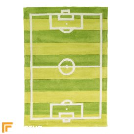 Kiddy Play - Football Pitch Green