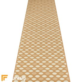 Matrix Beige Hall Runner