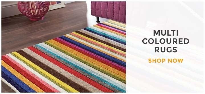 Multi Coloured Rugs