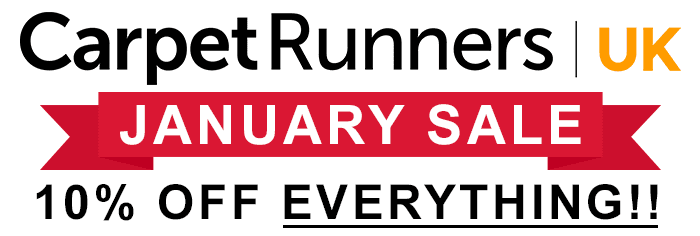 CarpetRunnersUK January Sale