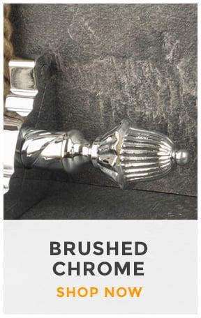 Brushed Chrome