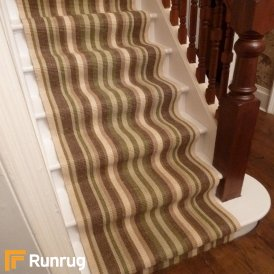Morocco Agadir Natural Sisal Stair Runner