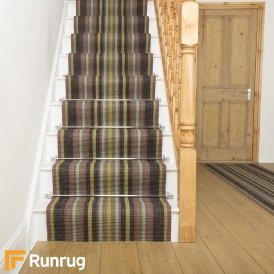 Morocco El Jadida Natural Sisal Stair Runner