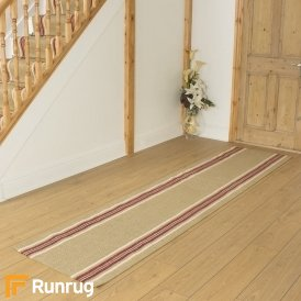 Morocco Fez Natural Sisal Hall Runner