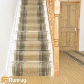 Striped Stair Carpet Runners Custom Fit Carpet Runners Uk